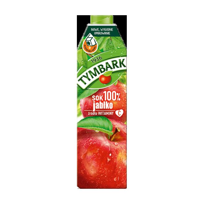 Sok Tymbark 100% Jabłko - 1l