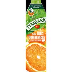 Sok Tymbark 100% Pomarańcza - 1l