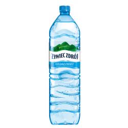 Woda Żywiec Zdrój 1,5l niegazowana