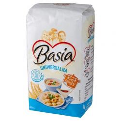 Mąka pszenna, uniwersalna Basia typ 480 - 1kg