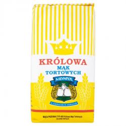 Mąka pszenna, tortowa Młynpol typ 400 - 1kg