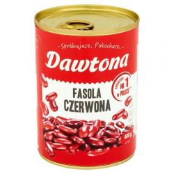 Fasola czerwona Dawtona - puszka 400g