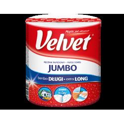 Ręcznik papierowy Velvet Jumbo - 1 rolka