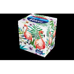 Chusteczki Velvet Professional - kwadratowy kartonik - 60