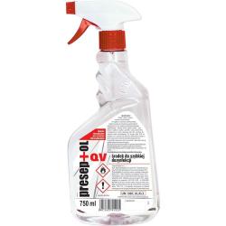 Płyn do szybkiej dezynfekcji powierzchni Preseptol - 750ml