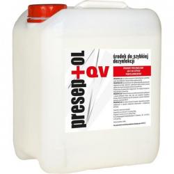 Płyn do szybkiej dezynfekcji powierzchni Preseptol - 5l