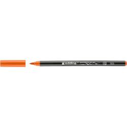 Pisaki Edding do powierzchni ceramicznych - pomarańczowy
