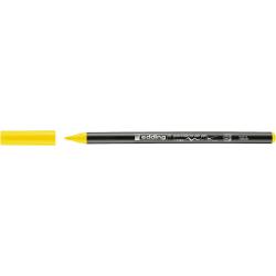 Pisaki Edding do powierzchni ceramicznych - żółty
