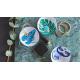 Pisaki Edding do powierzchni ceramicznych - zielony