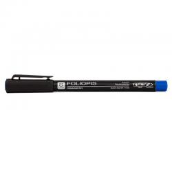 Foliopis Rystor S 0,4mm - niebieski
