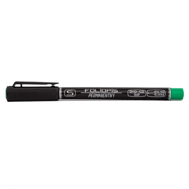 Foliopis Rystor S 0,4mm - zielony
