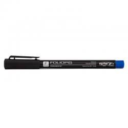 Foliopis Rystor F 0,6mm - niebieski
