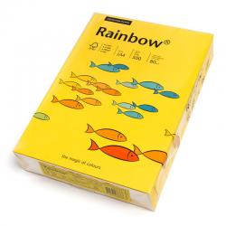 Papier kolorowy Rainbow A4 80g/500ark., nr 18 - żółty ciemny
