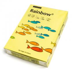 Papier kolorowy Rainbow A4 80g/500ark., nr 14 - żółty słoneczny