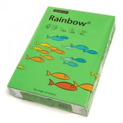 Papier kolorowy Rainbow A4 80g/500ark., nr 78 - zielony ciemny