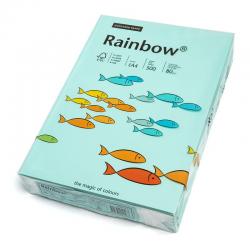 Papier kolorowy Rainbow A4 80g/500ark., nr 84 - morski