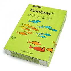 Papier kolorowy Rainbow A4 80g/500ark., nr 74 - zielony jasny