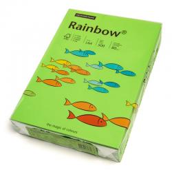 Papier kolorowy Rainbow A4 80g/500ark., nr 76 - zielony