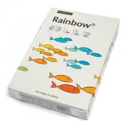 Papier kolorowy Rainbow A4 80g/500ark., nr 93 - szary jasny