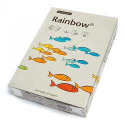 Papier kolorowy Rainbow A4 80g/500ark., nr 96 - szary