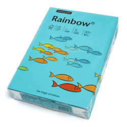 Papier kolorowy Rainbow A4 80g/500ark., nr 87 - niebieski