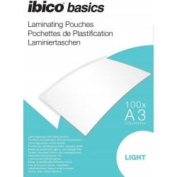 Folia do laminowania Ibico A3 75mic./100szt.
