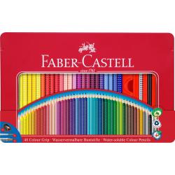 Kredki ołówkowe Faber-Castell Grip 2001 - 48 kolorów