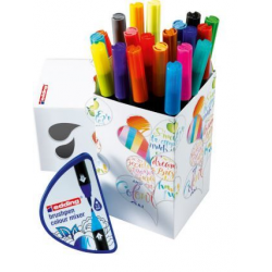 Pisaki kreatywne Edding e-1340 - 20 kolorów