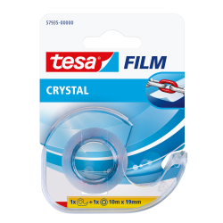 Taśma samoprzylepna crystal Film Tesa 10m x 19mm