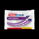 Taśma samoprzylepna przezroczysta Tesa Film 25m x 19mm - do ręcznego urywania