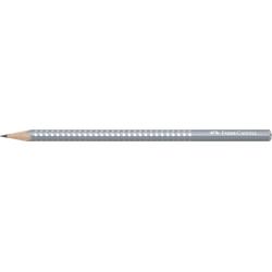 Ołówek grafitowy Faber Castell Sparkle Pearl - szary