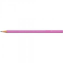 Ołówek grafitowy Faber Castell Sparkle - różowy