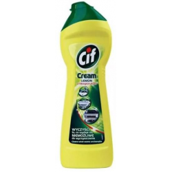 Mleczko Cif Lemon z mikrokrgranulkami 750 ml