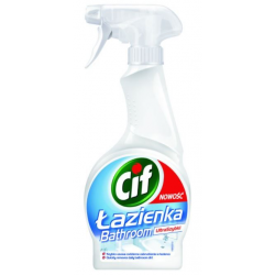 Cif Spray Ultra Szybki do łazienki 500 ml