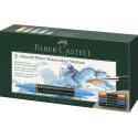 Pisaki akwarelowe dwustronne Faber Castell Albrecht Dürer - 5 kolorów