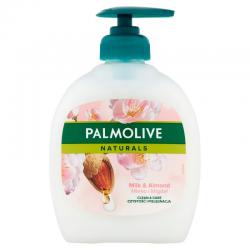 Mydło w płynie Palmolive Naturals 300ml Mleko i Migdał