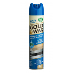 Spray do mebli Gold Wax Antystatic