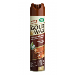 Spray do mebli Gold Wax Classic