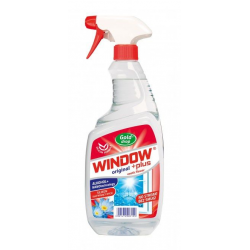 Płyn do szyb Window Plus NANOtechnologia 750 ml