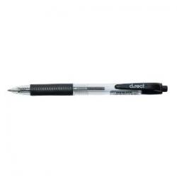 Długopis d.rect 294 0,7mm - czarny