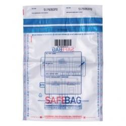 Koperta bezpieczna transparentna SafeBag K70 rozmiar 160 x 245  mm
