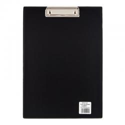 Deska z klipsem A4 - Biurfol - czarna