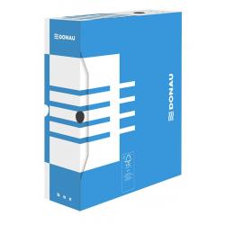 Pudło archiwizacyjne DONAU 100mm - niebieskie