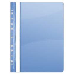 Skoroszyt zawieszany Donau PVC - niebieski