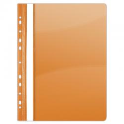 Skoroszyt zawieszany Donau PVC - pomarańczowy