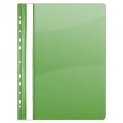 Skoroszyt zawieszany Donau PVC - zielony
