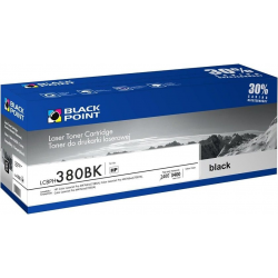 Toner Black Point HP CF380A - czarny - 3,4k