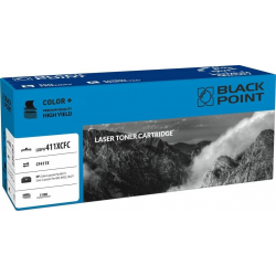 Toner Black Point HP CF411X - cyan - 5k