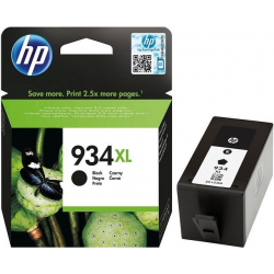Atrament HP C2P23AE (934XL) - czarny - 25,5 ml