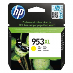 Atrament HP F6U18AE (953XL) - yellow - 20 ml